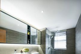 浴室柜防潮有重点!