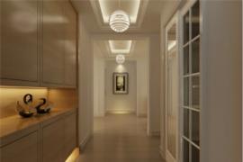 走廊过道装什么灯好看?