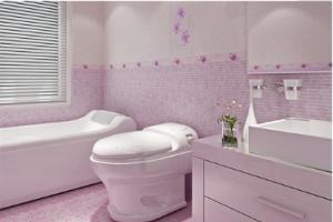 洗手间瓷砖什么颜色好?